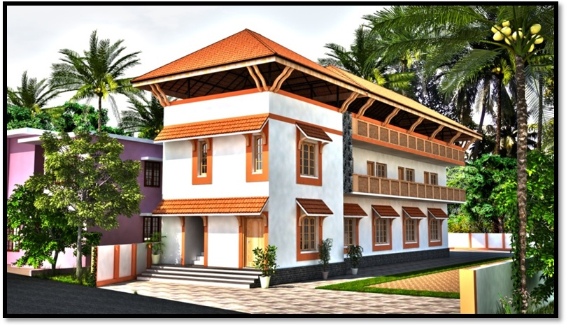Proposed Orphanage Building
